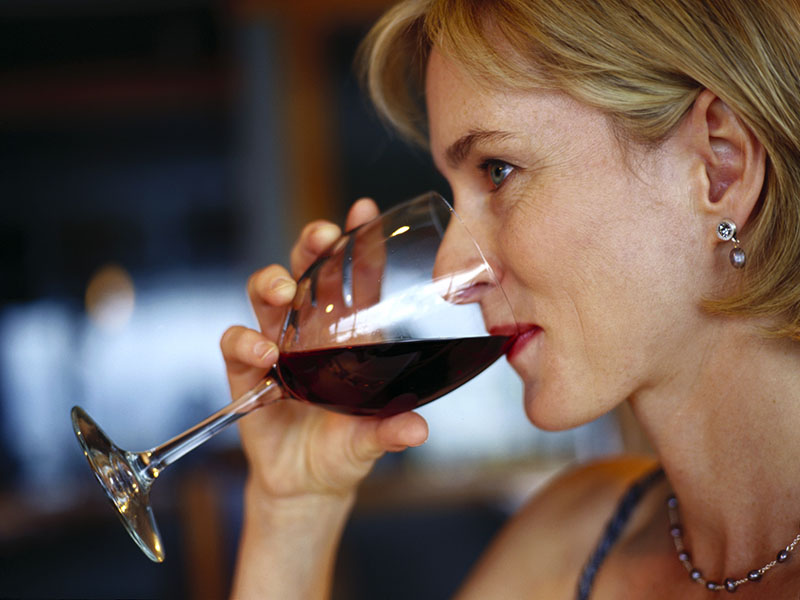 News Picture: A Drink or Two a Day Might Be Good for Your Brain: Study