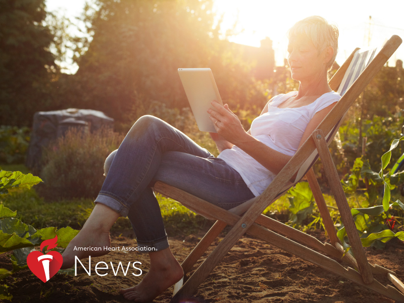 News Picture: AHA News: Could Sunshine Lower Blood Pressure? Study Offers Enlightenment