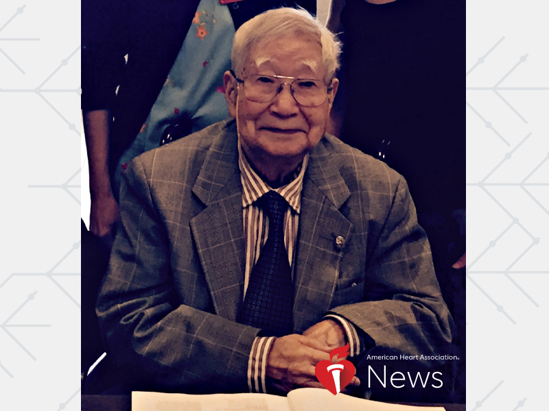 News Picture: AHA News: Doctor Who Discovered Kawasaki Disease Dead at 95