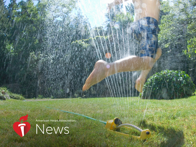 News Picture: AHA News: How to Stay Safe, Healthy and Cool This Summer Despite COVID-19 Threat