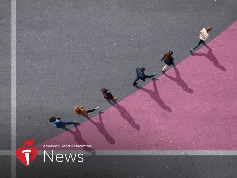 News Picture: AHA News: Is High Blood Pressure Inevitable?