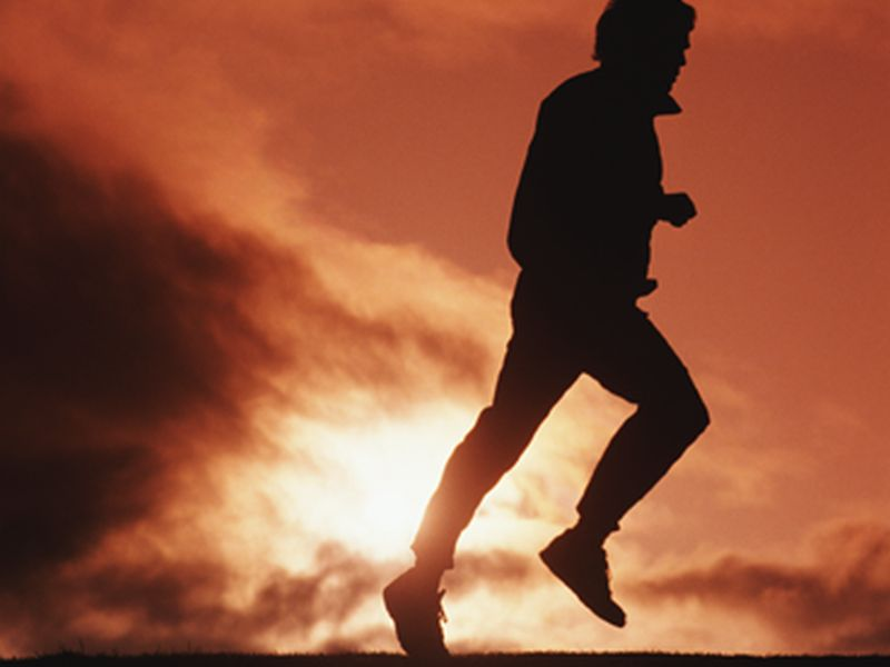 News Picture: An Expert's Guide to a Safe Run in Cold Weather