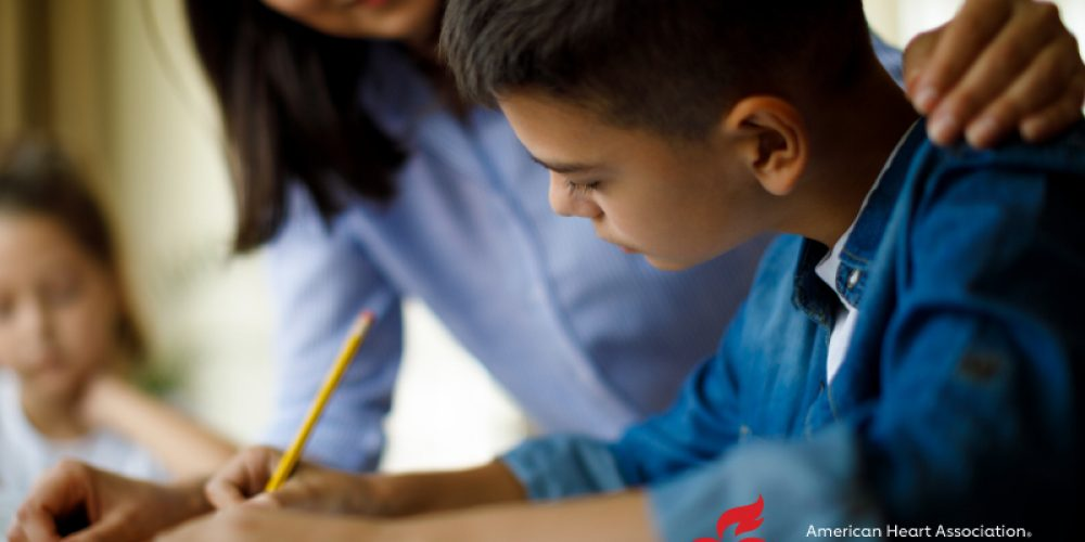 AHA News: For Kids, a Pandemic of Stress Could Have Long-Term Consequences