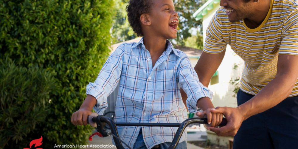 AHA News: Instead of a Tie, Think About Healthy Gifts and Gratitude for Father's Day