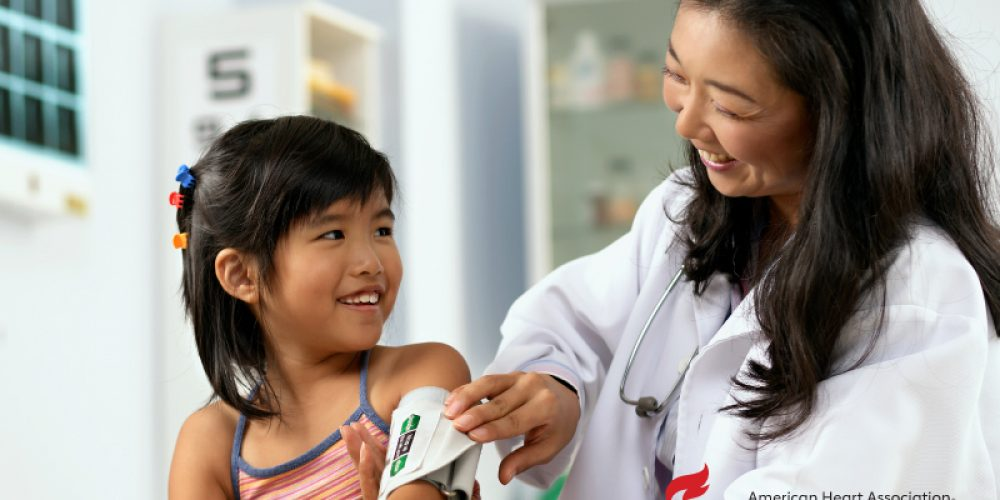 AHA News: Is Your Child's Blood Pressure Something to Worry About?
