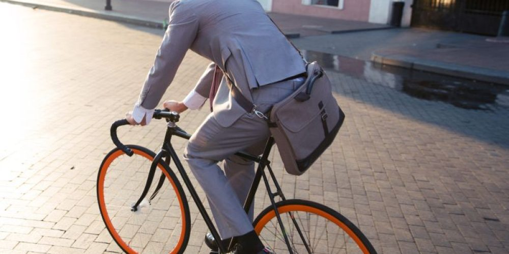 Bike-Sharing Gets Commuters Out of Cars: Study