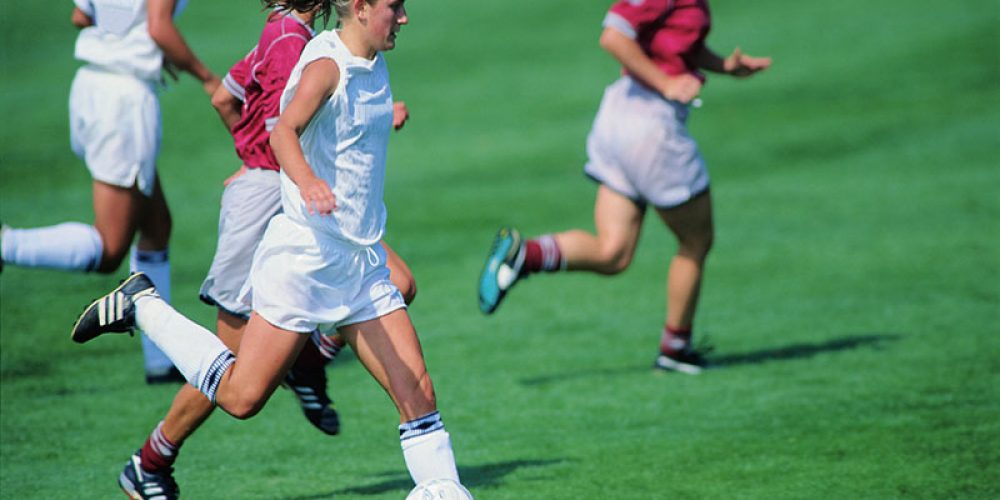 Female Athletes Shortchange Themselves on Nutrition