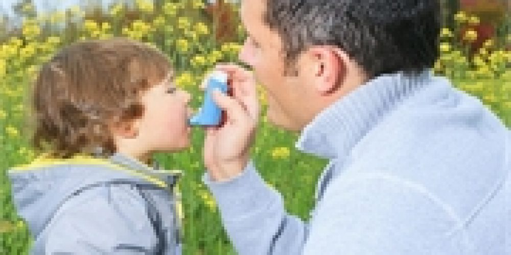 Kids' 'Microbiome' May Play Key Role in Asthma