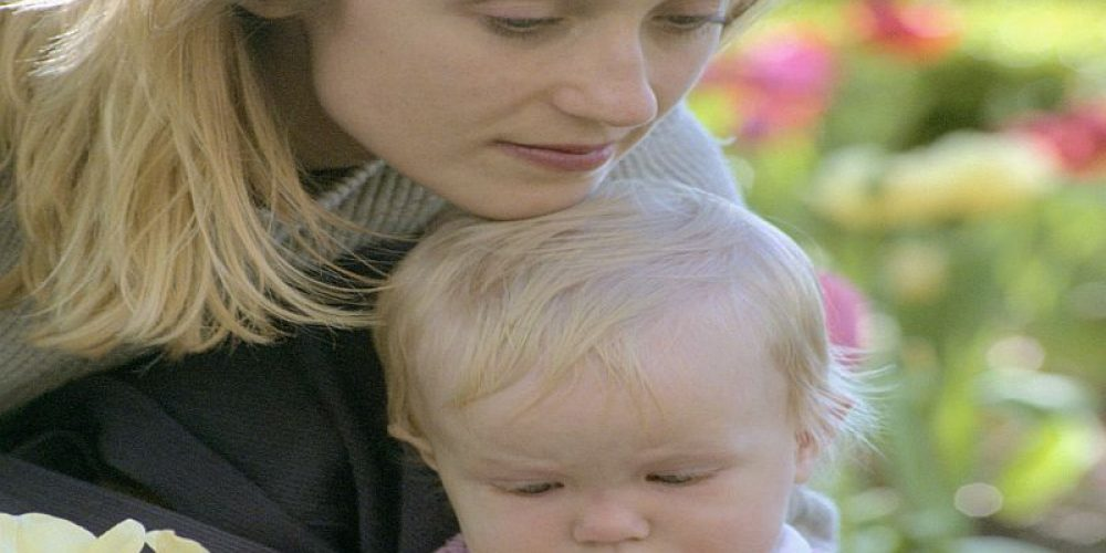 Mom's Depression Can Lead to Behavior Problems in Kids