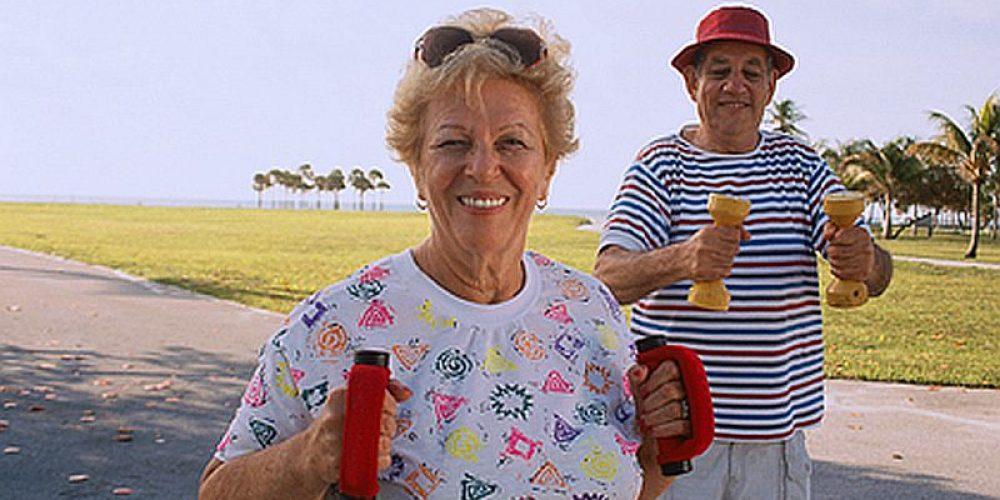 Seniors, Getting Off the Sofa Brings Big Health Benefits