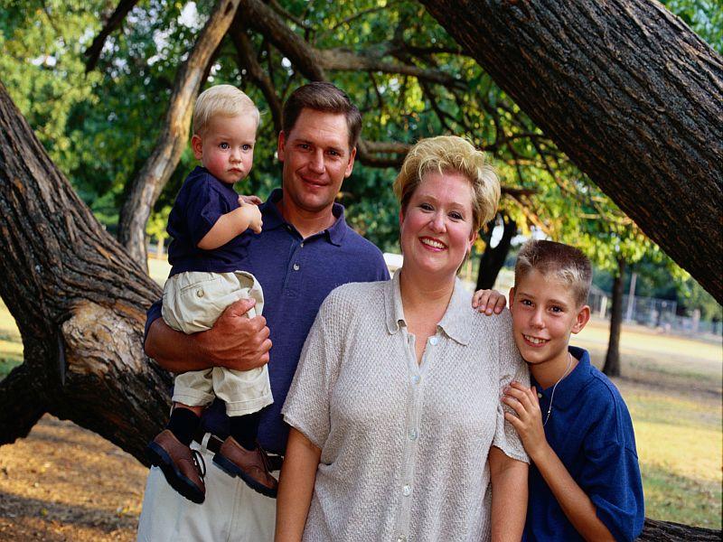 News Picture: Child's Cancer Doesn't Raise Parents' Divorce Risk, Curb Plans for More Kids: Study