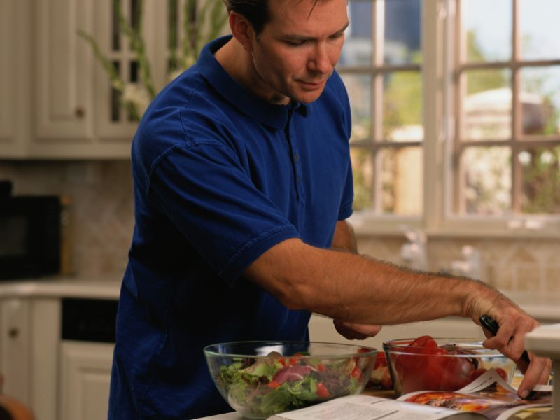News Picture: Healthier Meals Could Mean Fewer Strokes, Heart Attacks