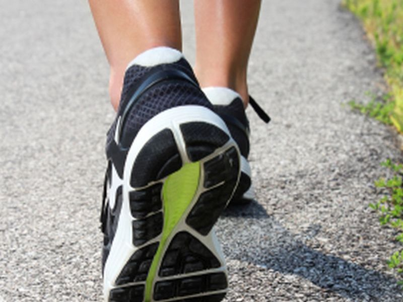News Picture: How Many Steps Per Day to Lengthen Your Life?