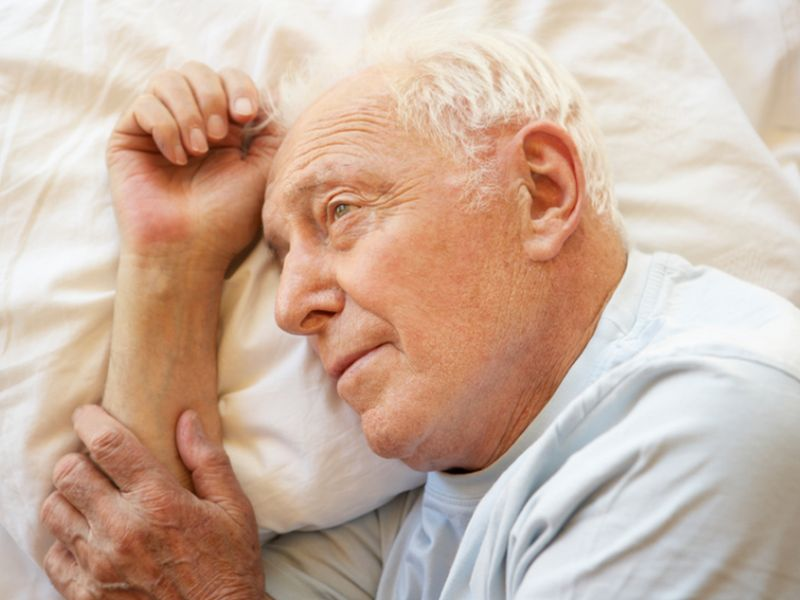 News Picture: Insomnia May Forecast Depression, Thinking Problems in Older People