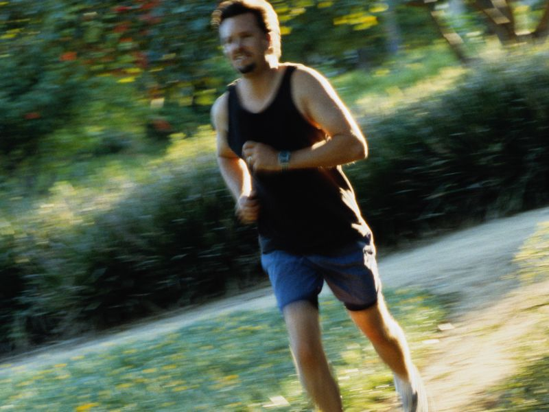 News Picture: Intense Exercise Can Trigger Heart Trouble in the Unprepared