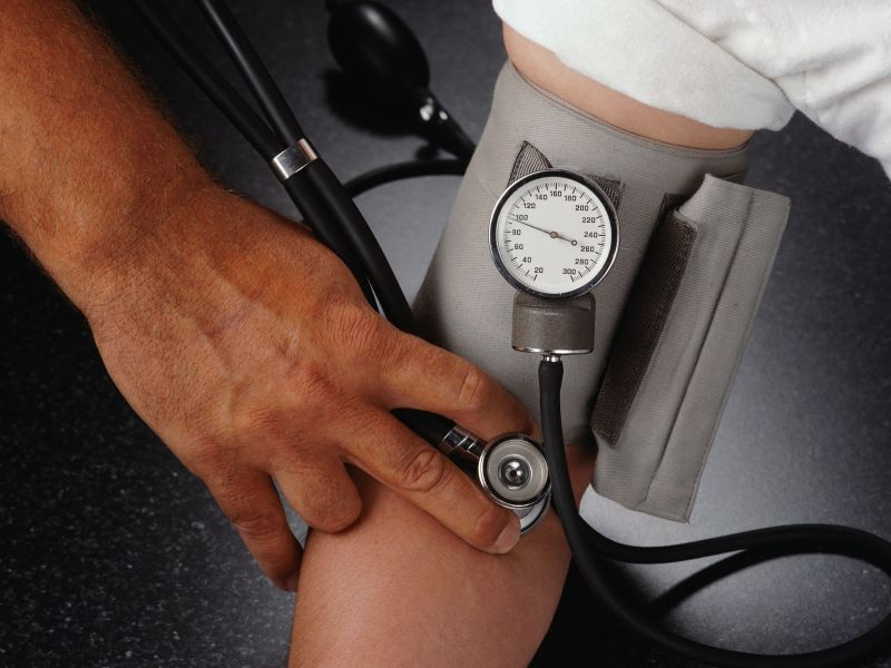 News Picture: Intensive Blood Pressure Control Reduces A-Fib Risk: Study