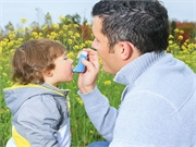 News Picture: Kids' 'Microbiome' May Play Key Role in Asthma