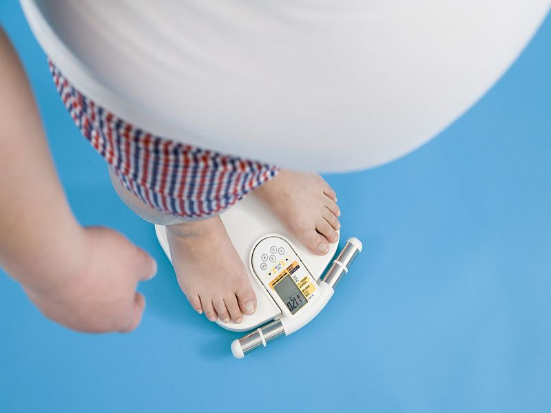 News Picture: Lose Weight, Lower Prostate Cancer Risk