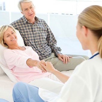 Treatments for low blood pressure is only required in some cases.