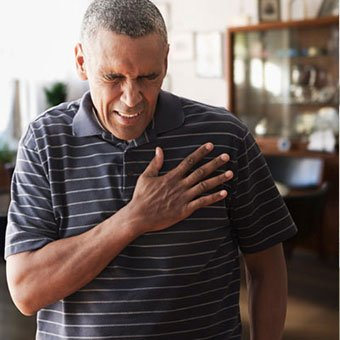 Weak heart muscles can cause low blood pressure.