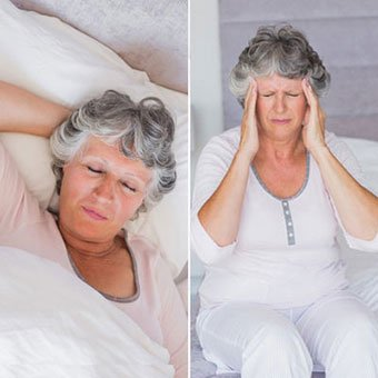 Conditions like orthostatic hypotension cause low blood pressure.