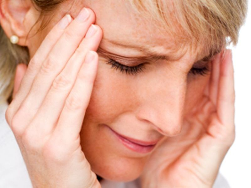 News Picture: Middle Age More Stressful Now Than in 1990s: Study
