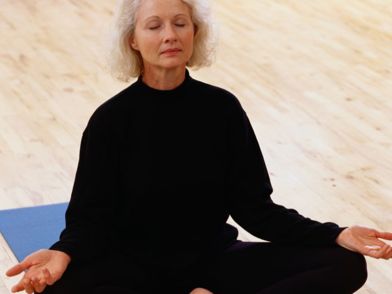 News Picture: Mindfulness a Powerful Tool for Aging