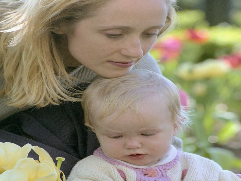 News Picture: Mom's Depression Can Lead to Behavior Problems in Kids