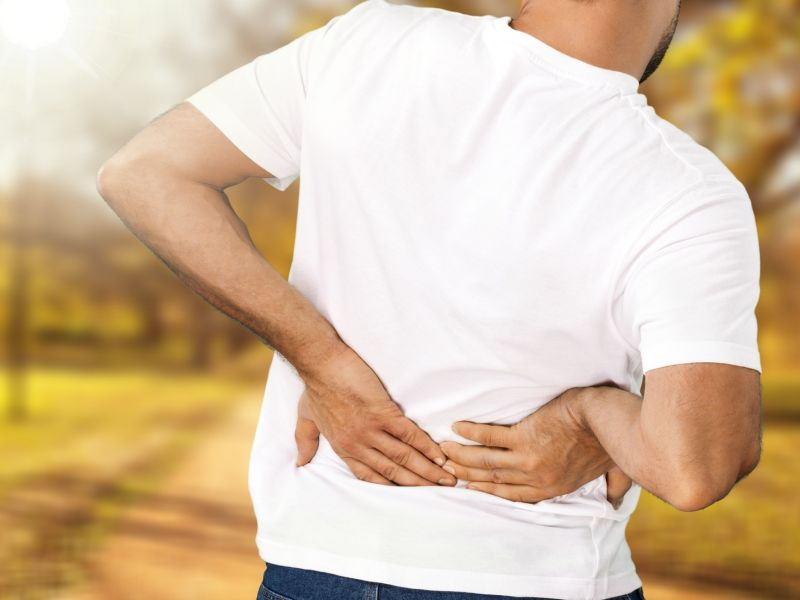 News Picture: Muscle Relaxants for Back Pain Are Soaring: Are They Safe?