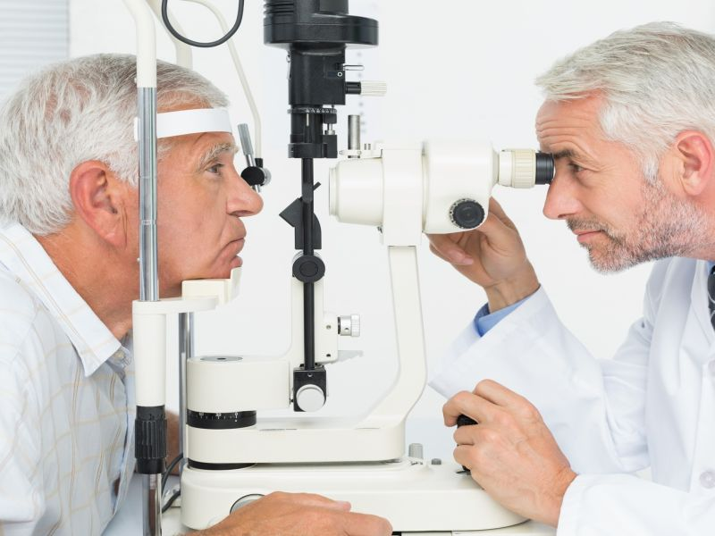 News Picture: Rising Number of Older Americans at Risk of Vision Loss