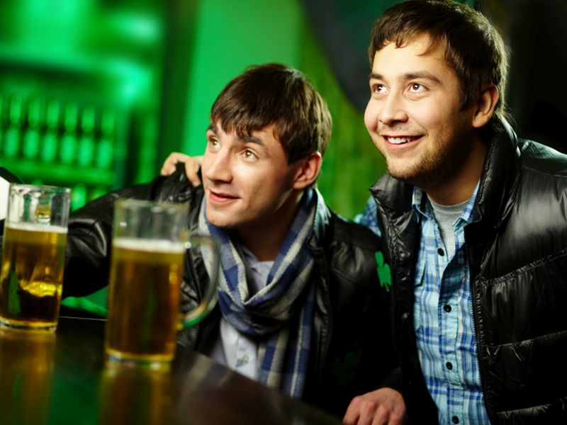 News Picture: Scientists Spot More Genes Linked to Problem Drinking