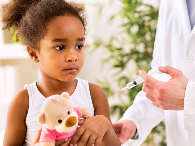 News Picture: Seizures After Vaccination Don't Affect Kids' Development: Study