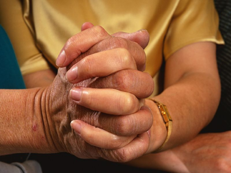 News Picture: Spirituality Helps Stroke Survivors, Caregivers Bounce Back