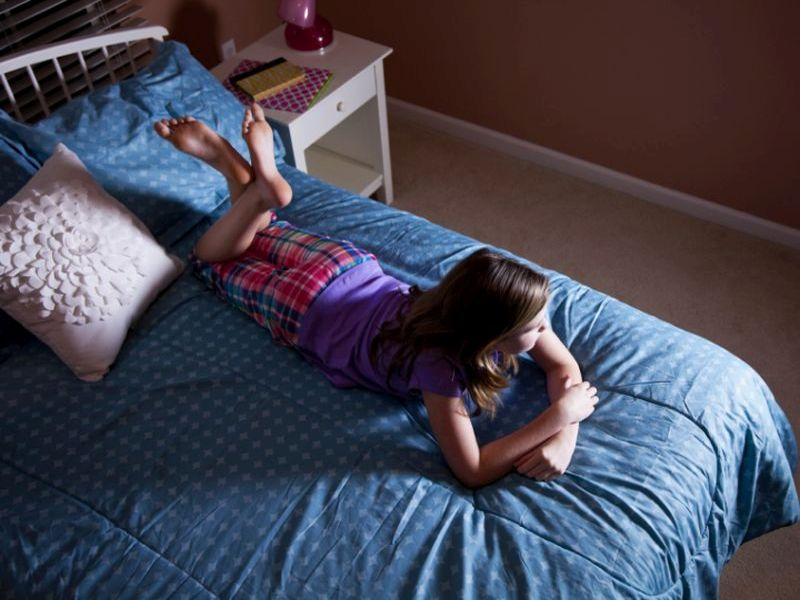 News Picture: Sudden Obsessions, Tantrums: What Is PANS in Kids?