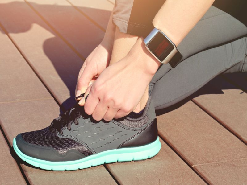 News Picture: Up Your Steps to Lower Blood Pressure, Heart Study Suggests