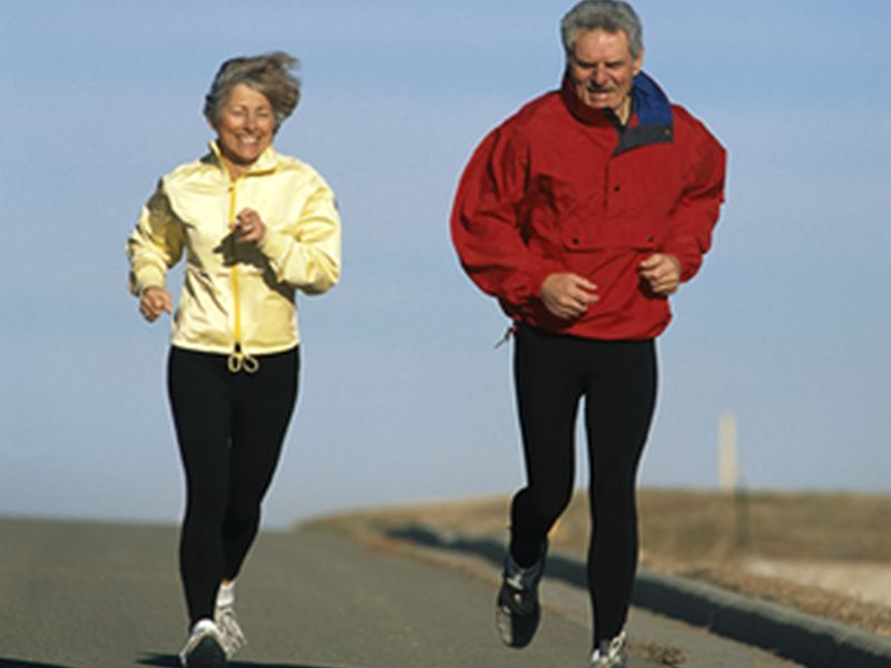 News Picture: Why Exercise? Researchers Say It Prevents 3.9 Million Deaths a Year